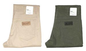Wrangler Texas Größe & Farbe wählbar Stretch Stoffhose 1.Wahl W121W3275 / W340V