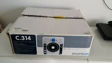 PLATINE DJ STANTON C-314, MELANGEUR SCRATCH LECTEUR CD, MP3, BOITE D'ORIGINE