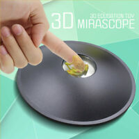 3D Mirascope Vision Mirror Toy Optical Illusion Holographic Kids Game Gift Toy