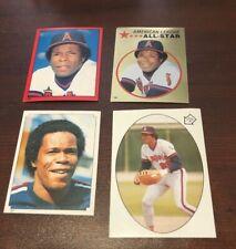 1977 - 1983 OPC Canadian U-Pick Rod Carew Minnesota Twins HOF Los Angeles Angel