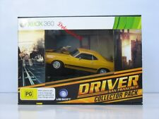 DRIVER SAN FRANCISCO Collector Pack XBOX360 Brand New In Pack,100% PAL Game(AUS)