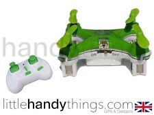 Mini Remote Control Nano Boys Top Toy Quad-Copter/Drone Helicopter Gift