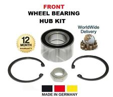 FOR SAAB 9-3 93 YS3D 2.0 2.2 2.3 TURBO TiD 1998-2003 NEW FRONT WHEEL BEARING KIT