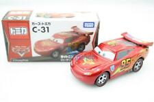 Tomica Takara Tomy Disney C-31 Lightning McQueen Party Diecast Toy Car CARS 2
