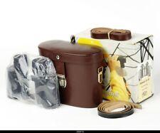 Carl Zeiss Jena Deltrentis 8x30 Multi Coated  Binoculars Mint Box