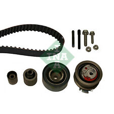 VW EOS GOLF MK5 MK6 JETTA PASSAT SCIROCCO 2.0 TDI GENUINE INA TIMING BELT KIT