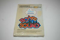 Bomb Squad Intellivision Video Game New in Shrinkwrapped Box