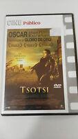 TSOTSI DVD TERRY PHETPO MARK KILIAN CASTELLANO E INGLES SEALED PRECINTADA NUEVA