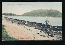 SE Asia Vietnam Cap Saint Jacques COCHINCHINE Baie des Cocotiers PPC used 1925