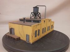 HO SCALE STRUCTURE LAYOUT BUILDING LOT 754 FACTORY