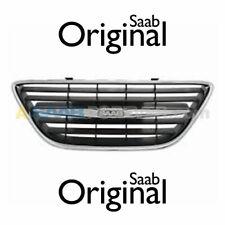 SAAB 9-5 Radiator Grille Center Front 02-05 - 5289681 - NEW GENUINE OEM