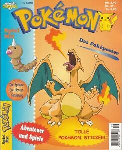 Heft   Spiel Mit Pokémon Nr.9/2000
