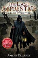 LAST APPRENTICE Revenge of the Witch Joseph Delaney FREE SHIPPING paperback teen