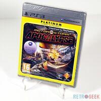 Jeu MotorStorm Apocalypse Platinum [VF] sur PlayStation 3 / PS3 NEUF Blister