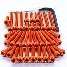 Pro-Bolt Aluminium Engine Bolt Kit - Orange EKTM125O KTM 125 Duke 14-16