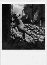 In the Ruins of Warsaw Poland 1948 photo by Werner Bischof Magnum POSTCARD 4x6