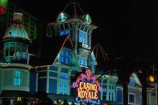 668097 Casino Royale A4 Photo Print