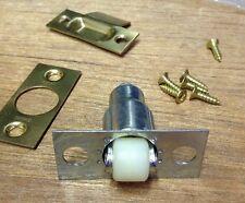NOS Stanley Roller Latch For Interior Doors No. 23 Brass Finish
