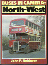 North West Buses in Camera by Robinson Ian Allan Municipals PTEs Independents +
