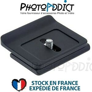 ACRATECH Flat 2133 - Plate for Canon - New