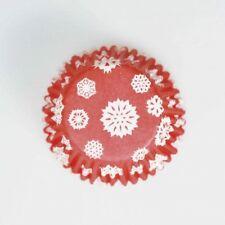 Snowflake Cupcake Cases