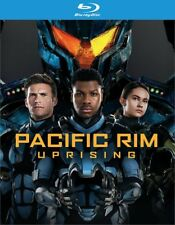 Pacific Rim: Uprising (Blu-ray Disc ONLY, 2018)