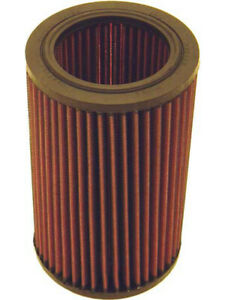 K&N Round Air Filter FOR MERCEDES BENZ 250S 152 L6 CARB (E-2380)