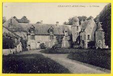 CPA French Castle 61 - CISAI SAINT AUBIN (Orne) Le CHÂTEAU
