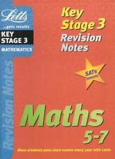 Key Stage 3 Maths: Revision Notes Levels 5-7 (Revise National Tests),