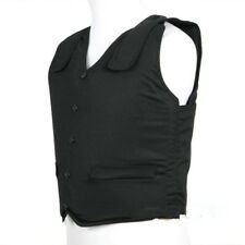 Ballistic Concealed Body Armor Vests with Kevlar NIJ IIIA Suit for Public Safety