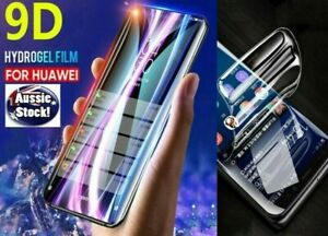 HYDROGEL  Screen Protector for Huawei Mate 20 Pro 10 P30 Pro Lite P20 Nova 3e 3i