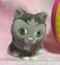 Kitty In My Pocket Brown Pancake Norwegian Forest Cat Series 4 Blind Bag Figure