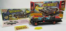 Corgi Vintage 1966 1st Issue Batmobile 267 Original Box Superb Condition