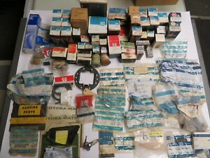 NOS VINTAGE BUICK CHEVY PONTIAC OLDS CADILLAC TRUCK GM DELCO LARGE PARTS LOT #17