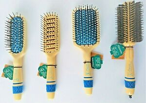 SPORNETTE BRUSH NATURALLY VENTED TUNNEL PADDLE ROUND BRUSH --  FREE SHIPPING