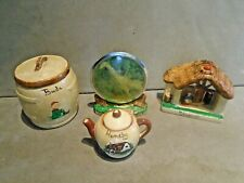 Varied Collection Of Manor Ware. Lot 8