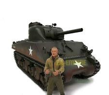1:16 Scale Torro U.S. Corporal E. Stull Tank Crew Figure Wwii Rc Tank