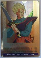 Ref92 Carte Dragon Ball Z Platina Card Pc 24