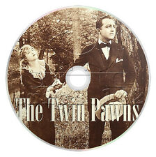 The Twin Pawns (1919) Drama, Silent Movie / Film on DVD