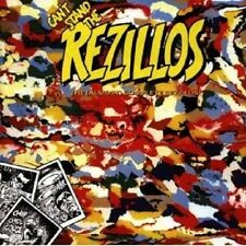 THE REZILLOS - CAN'T STAND THE REZILLOS  CD NEU