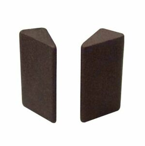 Smith's Triangular Ceramic Replacement Stones Fine 800 Grit, Long Lasting #0207