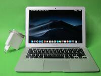 "Apple MacBook Air A1466 13,3"" Laptop i5 1,4GHz 4GB 128GB SSD (2014) QWERTY"