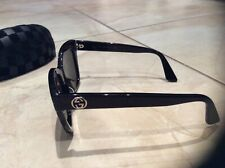 GUCCI 52mm Cat Eye Sunglasses - Excellent Condition