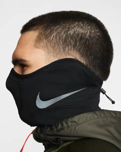 NEW Nike Strike Winter Warrior Snood Black/Black Size S/M BQ5832-010