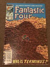 Fantastic Four #269 270 271 (1984) She-Hulk Terminus Very Nice