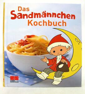 Das Sandmännchen Kochbuch Hardcover ca. 18,5x21,5 cm