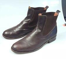 Fiorentini & Baker Herren Chelsea Boots Leder Braun Gr. 45 NP 360