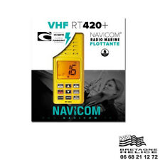 VHF PORTABLE FLOTTANTE NAVICOM RT420+