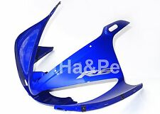 Yamaha YZF R6 2003 - 2005 Verkleidungsoberteil Kanzel Top fairing blau