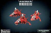Craftworlds Windriders - Warhammer 40k - Brand New! 46-06
